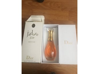 J'adore L'or essence de parfum 40 ml.