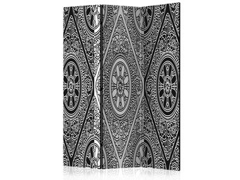 Rumsavdelare - Ethnic Monochrome Room Dividers 135x172