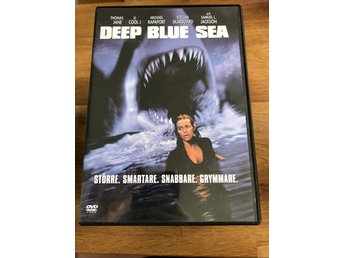 Deep blue sea - Sv. Text