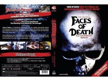 Javascript är inaktiverat. - Katrineholm - Faces of Death.. (Obehaglig Film) Ny/Inplastad.. OOP!! Obehaglig, utgången film.. (Ingenting för känsliga personer) Region 2, Svensk Text.. Ny och Inplastad.. Fraktkostnad tillkommer med 18kr.. - Katrineholm