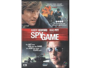 Spy Game. Robert Redford, Brad Pitt
