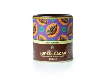 Aduna | Super-Cacao Powder - Tub 100g (UK)