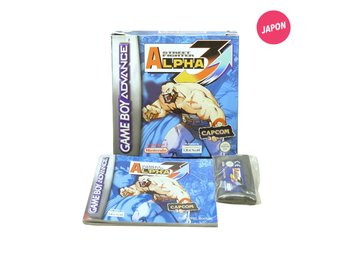 Street Fighter Alpha 3 (EUR / GBA)
