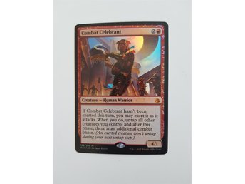 Magic the gathering - Combat Celebrant - foil - Amonkhet