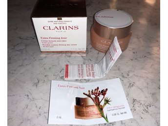 Clarins Extra firming Day Wrinkle control Firming cream All skin types 50ml NY