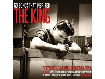 Songs that inspired the King (2 CD)