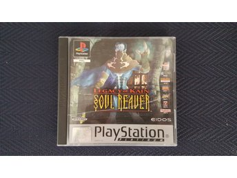 Legacy of Kain: Soul Reaver - PlayStation (PS1)