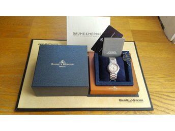 "Baume & Mercier Riviera ""20th Anniversary"" Limited Edition nummer: 826 / av 999"