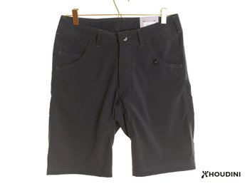 NY, Houdini, S, Shorts, herr, M's Thrill Twill Shorts, Rock black, Ord pris 900