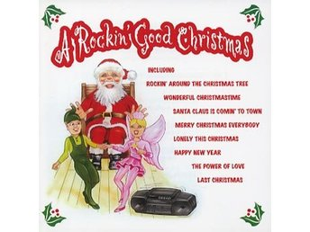 A Rockin' Good Christmas (CD)