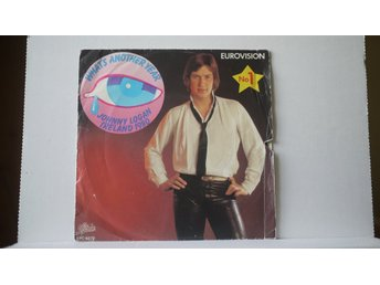 "Johnny Logan - What´s Another Year      7""   ESC   Mello"