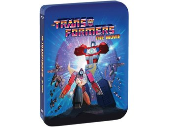 The Transformers: The Movie - 30th Anniversary Limited Edition Steelbook