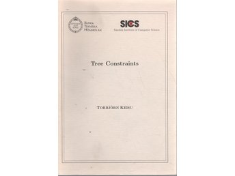 Tree Constraints - Thorbjörn Keisu