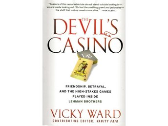 The Devil´s Casino, Vicky Ward (Eng)
