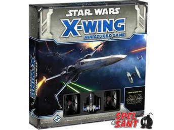 Star Wars X-Wing Miniatures Game The Force Awaken Core Set
