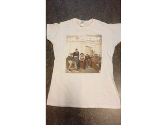 One Direction T-Shirt i stl-M-