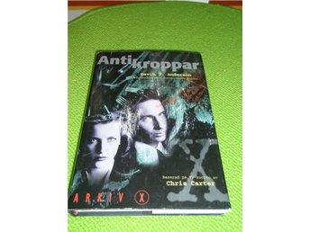Kevin J Anderson - Arkiv X - Antikroppar - Piteå - Kevin J Anderson - Arkiv X - Antikroppar - Piteå