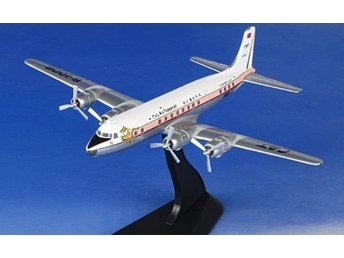 Hobby Master DC-6B - Civil Air Transport - the CIA airline - 1/200 scale