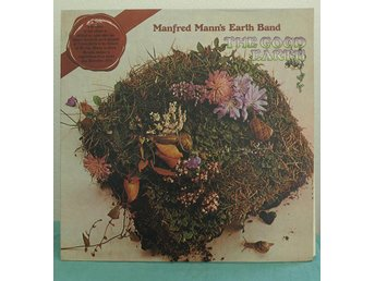 LP. MANFRED MANN`S EARTH BAND - THE GOOD EARTH.