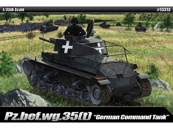 Academy 1/35 Pz.Bef.Wg.35(t) Command Tank - Skoghall - Academy 1/35 Pz.Bef.Wg.35(t) Command Tank - Skoghall