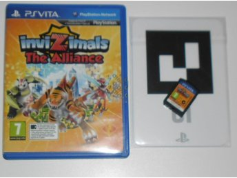 PlayStation VITA: Invizimals: The Alliance