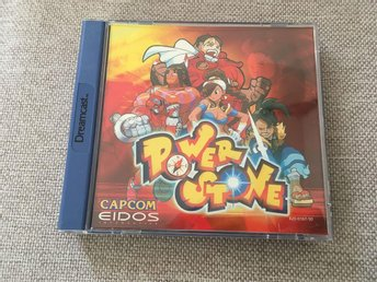 Power Stone - Sega Dreamcast