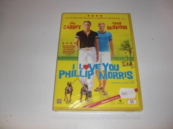 I love you Phillip Morris  - Inplastad