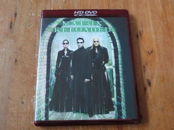 MATRIX: RELOADED (HD DVD) Keanu Reeves