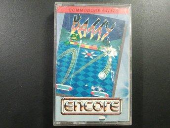 Batty till Commodore 64 / 128 C64 C128 007 Encore Arkanoid - Torslanda - Batty till Commodore 64 / 128 C64 C128 007 Encore Arkanoid - Torslanda