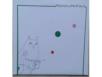 Martin McFaul title* Maybe You And Me* Alternative Rock Swe  7""