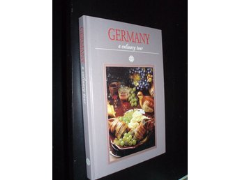 Germany a Culinary tour  engelsk text