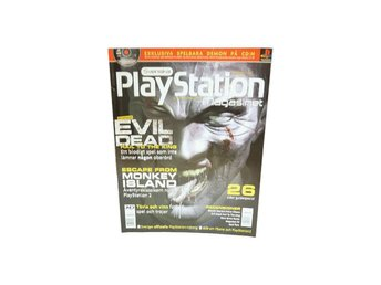 Svenska Playstation magasinet Nr 45