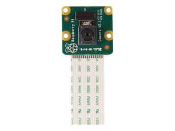 Raspberry Pi Camera Module V2 Video Module, 1080p, 8 MP, Sony IMX219PQ CMOS - Höganäs - Raspberry Pi Camera Module V2 Video Module, 1080p, 8 MP, Sony IMX219PQ CMOS - Höganäs