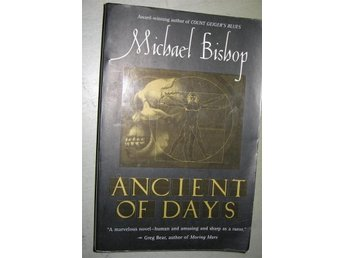 ANCIENT OF DAYS Michael Bishop