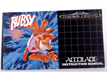 Bubsy (Manual) -