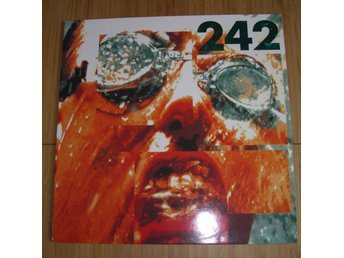 Front 242 Tyranny For you lp