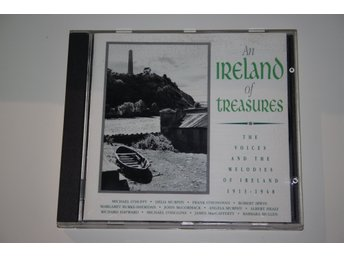 An Ireland of Treasures - The Voices And The Melodies Of Ireland 1913-1948 - CD
