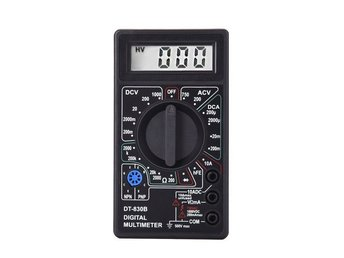 DT-830B MINI Digital Multimeter