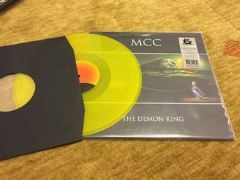 MCC Magna Carta Cartel The Demon King Yellow Vinyl Ltd 400 ex