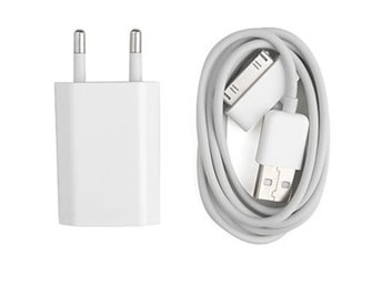 4/4s USB-KABEL 2meter+Adapter