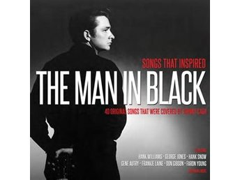Songs that inspired the Man in black (2 CD)