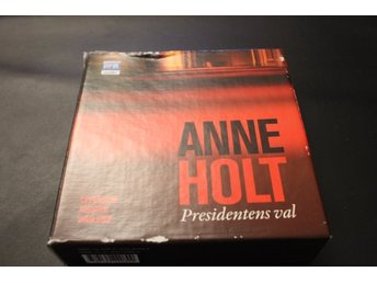 CD-bok: Presidentens val - Anne Holt