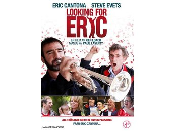 Looking For Eric (Eric Cantona, Steve Evets)