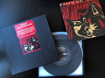 Faith No More - King For A Day... vinyl box set - Raritet!