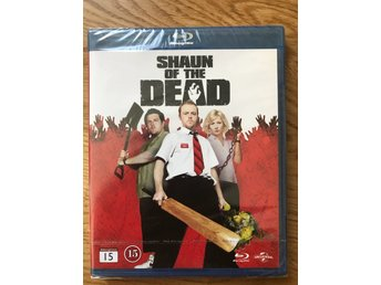 Shaun of the Dead (blu-ray) ***INPLASTAD***