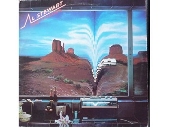 LP - Vinyl - Al Stewart - Time Passages   - 1978