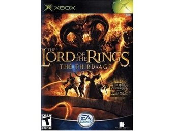 The Lord of the Rings - The Third Age - Xbox