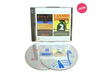 Dune II / Cannon Fodder 2 (PC)