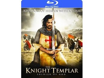 THE KNIGHT TEMPLAR BLU-RAY
