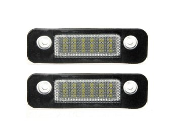 2x 12V 18LEDs License Number Plate Lamps Light for Ford M...